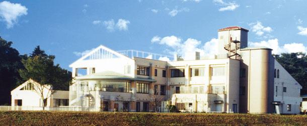 朝霞地区福祉会複合施設の外観画像